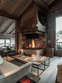 Quel type de chemin e choisir pour installer dans mon salon for Installer un foyer ferme dans une cheminee ouverte