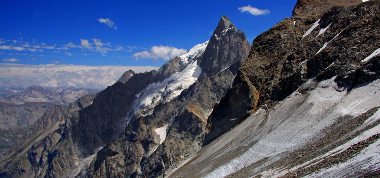 Glacier de la Meije à la Grave