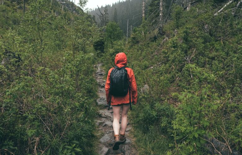 Orage en montagne : que faire ?