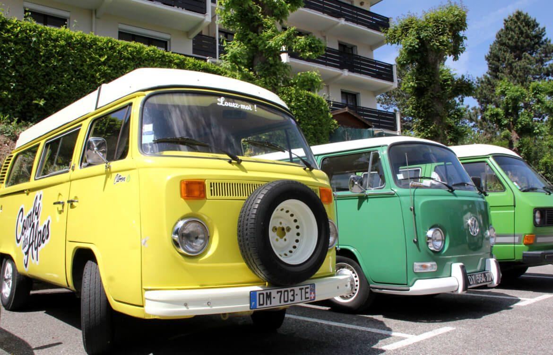 Combis VW vintage