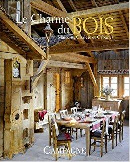 Le charme du bois - maison, chalets et cabanes