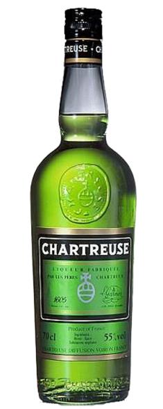 Liqueur de chartreuse