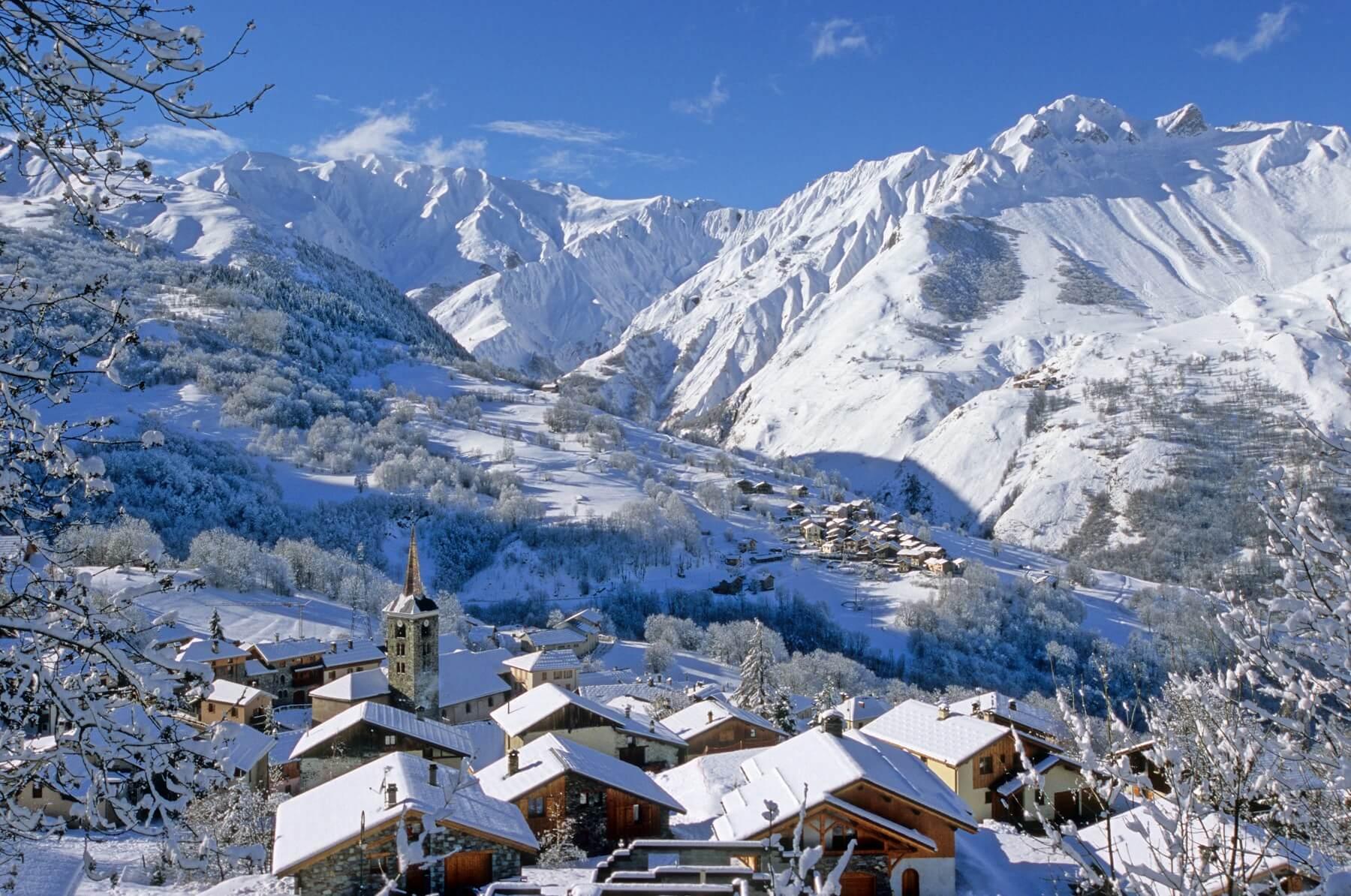St martin de belleville, Savoie