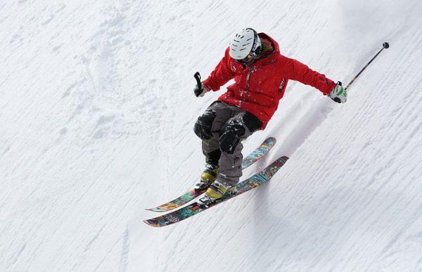Freeriding dans les alpes