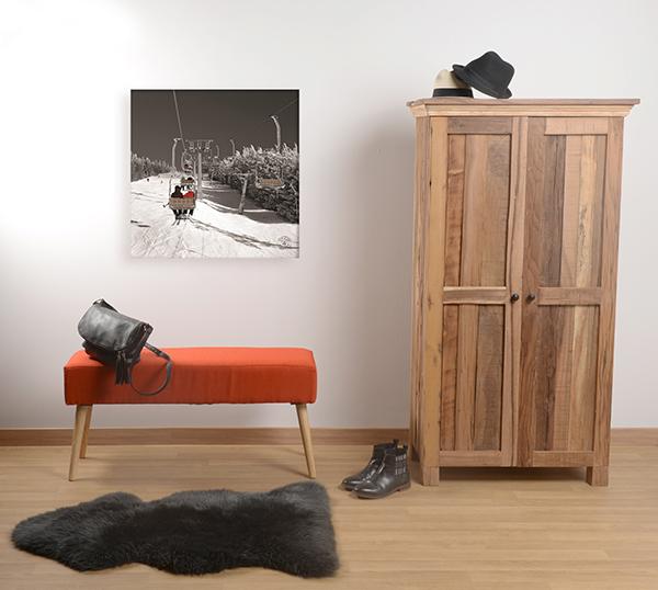 Le banc meuble d'entrée incontournable